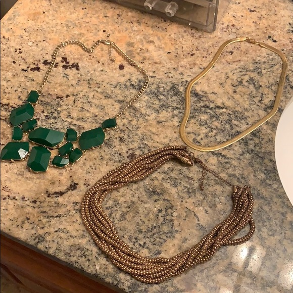 Francesca's Collections Jewelry - Necklace Trio!